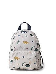 Saxo mini backpack - DINO MIX