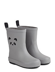 Rio Rain Boot - PANDA DUMBO GREY