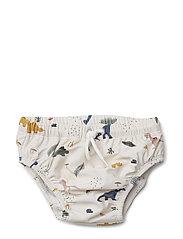 Frej baby boy swim pants - DINO MIX