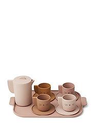 Ophelia tea set - ROSE MULTI MIX
