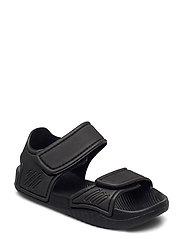 Blumer sandals - BLACK