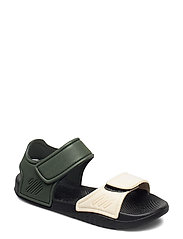 Blumer sandals - HUNTER/BLACK MIX