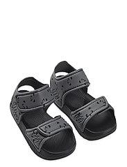Blumer sandals - PANDA STONE GREY