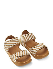 Blumer sandals - STRIPE