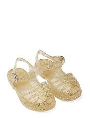 Bre Sandals - GLITTER GOLD