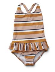Amara swimsuit - STRIPE