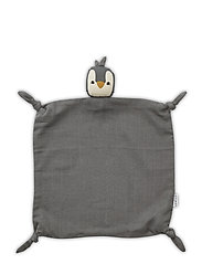 Agnete cuddle cloth - PENGUIN STONE GREY
