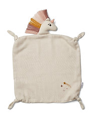 Agnete cuddle cloth - UNICORN SANDY