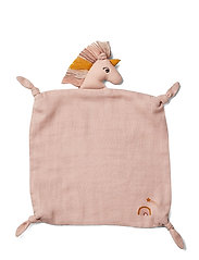 Agnete cuddle cloth - UNICORN SORBET ROSE