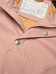 Liewood - Parker rainwear - zestawy - dark rose - 4