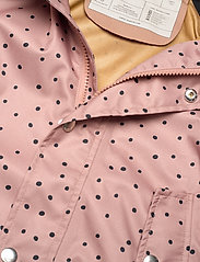 Liewood - Spencer long raincoat - jassen - confetti rose - 3
