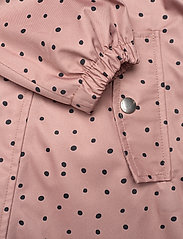 Liewood - Spencer long raincoat - jassen - confetti rose - 4