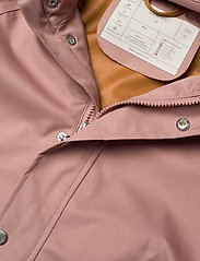 Liewood - Spencer long raincoat - kurtki - dark rose - 5
