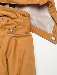 Liewood - Spencer long raincoat - jassen - mustard - 7