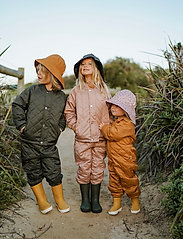Liewood - Luna thermo set - overall - hunter green - 9