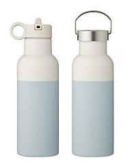 Neo water bottle - SEA BLUE/SANDY MIX