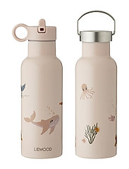 Neo water bottle - SEA CREATURE ROSE MIX