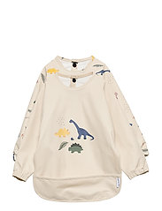 Merle cape bib print - 2 pack - DINO MIX