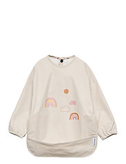 Merle cape bib print - 2 pack - RAINBOW LOVE SANDY