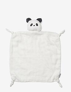 Agnete cuddle cloth - PANDA CREME DE LA CREME