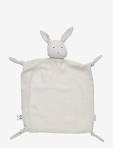 Agnete cuddle cloth - sleep time - rabbit dumbo grey