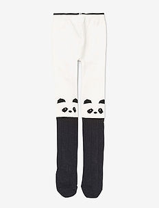 Silje cotton stocking - PANDA CREME DE LA CREME