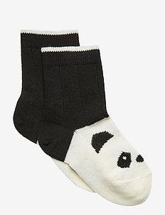 Silas cotton socks - PANDA CREME DE LA CREME