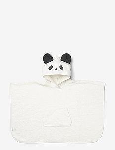 Orla poncho - akcesoria - panda creme de la creme