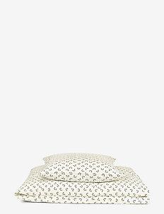 Carmen baby bedding print - pościel - panda creme de la creme
