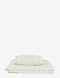 Carl adult bedding print - pościel - panda creme de la creme
