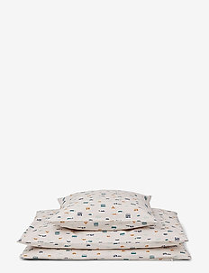 Carmen baby bedding print - CARS