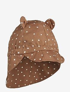 Gorm sun hat - kapelusz przeciwsłoneczny - confetti terracotta