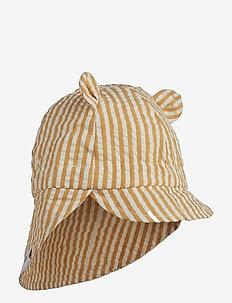 Gorm sun hat - kapelusz przeciwsłoneczny - y/d stripe