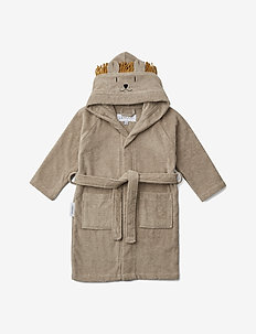 Lily bathrobe - LION STONE BEIGE