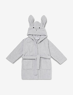 Lily bathrobe - RABBIT DUMBO GREY