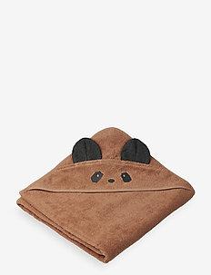 Augusta hooded towel - accessories - panda tuscany rose