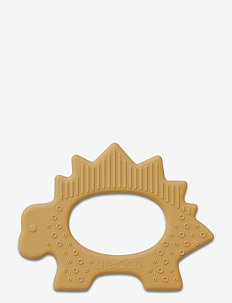 Gemma teether - baby products - dino yellow mellow