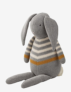 Dextor knit teddy - RABBIT GREY MELANGE