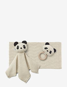 Petra baby knit package - PANDA BEIGE BEAUTY
