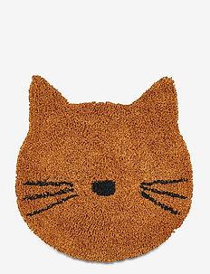 Bobby rug - interiør - cat mustard