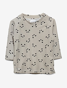Noah swim tee - koszulki - panda dumbo grey