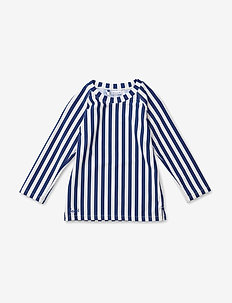 Noah swim tee - STRIPE