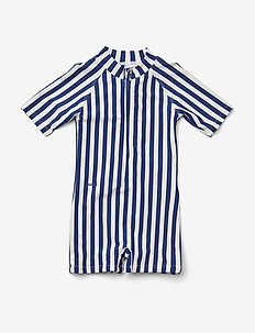 Max Swim jumpsuit - uv-bekleidung - stripe