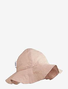 Dorrit sun hat - ROSE