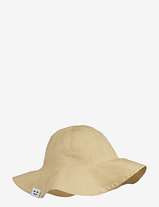 Dorrit sun hat - SMOOTHIE YELLOW