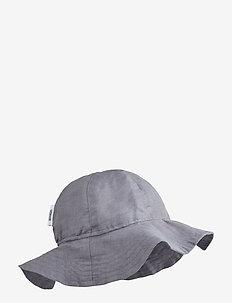 Dorrit sun hat - STONE GREY