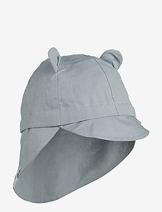 Eric sun hat - solhat - sea blue