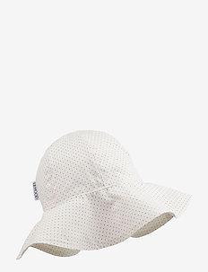 Amelia sun hat - LITTLE DOT CREME DE LA CREME
