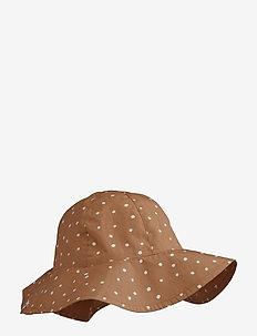 Amelia sun hat - kapelusz przeciwsłoneczny - confetti terracotta