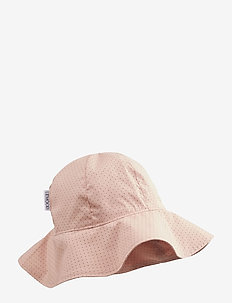 Amelia sun hat - solhatt - little dot rose